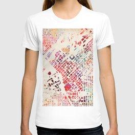 Denver map T-shirt