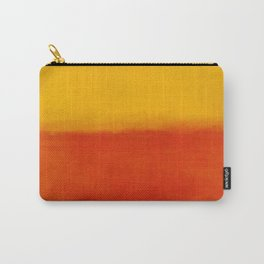 1956 Orange and Yellow by Mark Rothko HD Carry-All Pouch