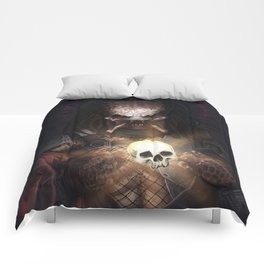 Sacred Hunt Comforters