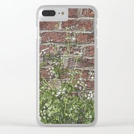 The wonder in everything Clear iPhone Case