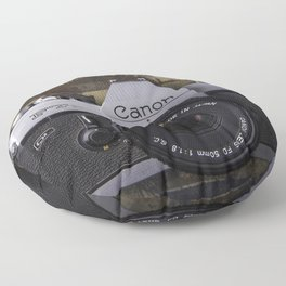 Canon Film Floor Pillow