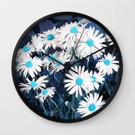 COMMON DAISY  Wall Clock