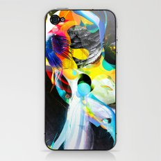 Vivid Reflections iPhone & iPod Skin