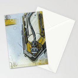 Drafting Seeds Stationery Cards