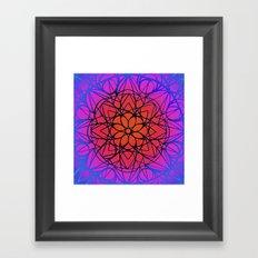 Ignited Framed Art Print