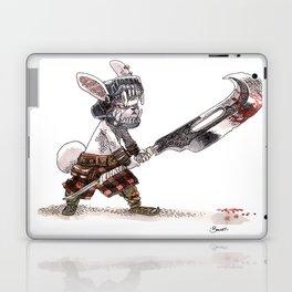 Lapin Barbare Laptop & iPad Skin