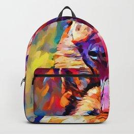German Shepherd 11 Backpack