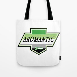 Identity Stamp: Aromantic Tote Bag