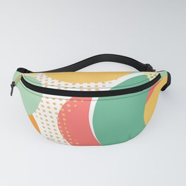 Abstraction II Fanny Pack