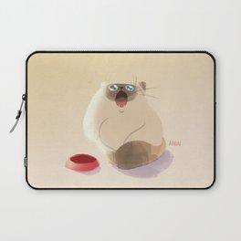 Poor Starving Baby Laptop Sleeve