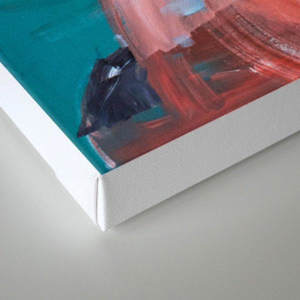 Aggregate Canvas Print