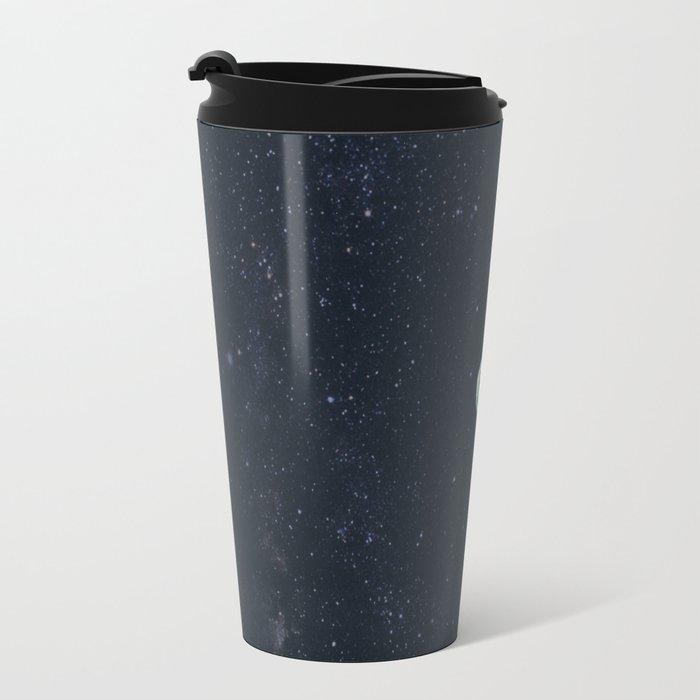 Project Apollo - 8 Travel Mug