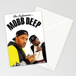 Mobb Deep Stationery Cards