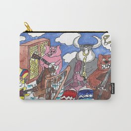 Animal Orchestra Carry-All Pouch