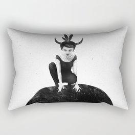 The Mound Rectangular Pillow