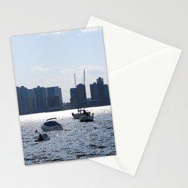Marinas Of The World (Pt. 4 - Manhattan, New York) Stationery Cards