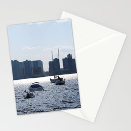 Marinas Of The World (Pt. 4 - Manhattan, New York) Stationery Cards