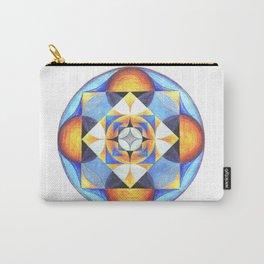 Solar Kaleidoscope (ANALOG zine) Carry-All Pouch