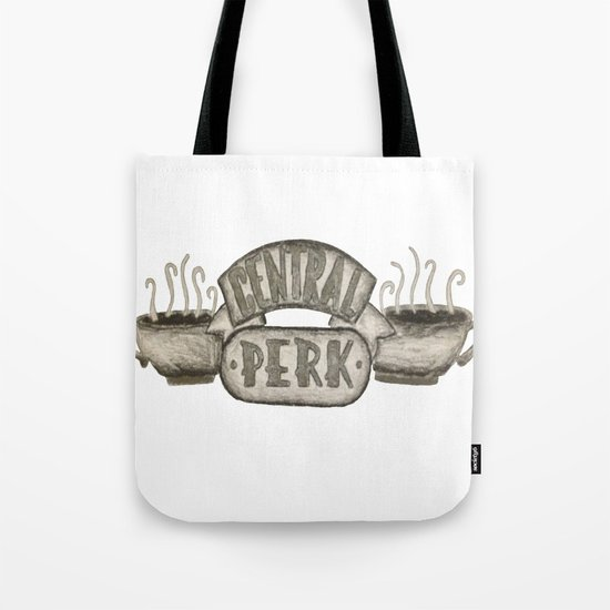 Friends- Central Perk Tote Bag