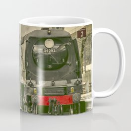Lancashire Bulleid Coffee Mug