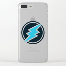 Electroneum Clear iPhone Case