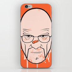 Walter White - Breaking Bad iPhone & iPod Skin