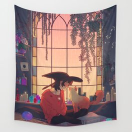 nearly witches Wall Tapestry