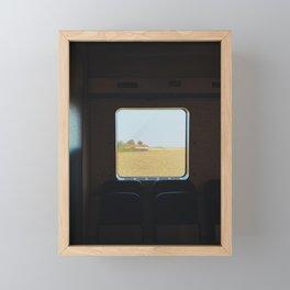 Sweden Framed Mini Art Print