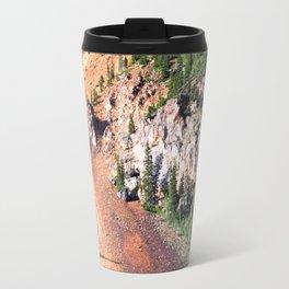 Gold Mine Tailings Slide Travel Mug