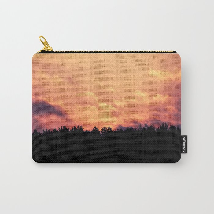 As The Dawn Breaks Carry-All Pouch