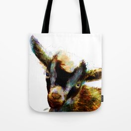Gilbert Gregory the Baby Goat Tote Bag