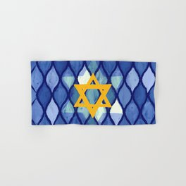 Jewish Celebration Hand & Bath Towel