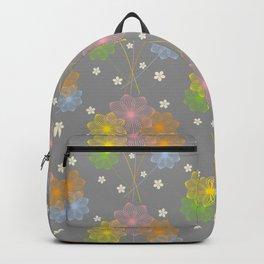 Blooming Flowers Backpack