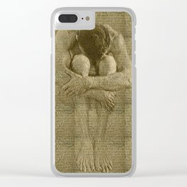 The Artist Clear iPhone Case