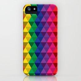 Color Me a Rainbow iPhone Case