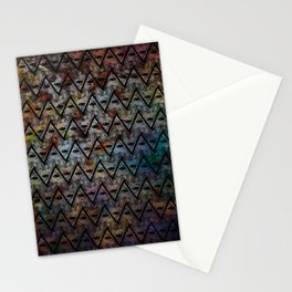 All Seeing Pattern Stationery Cards
