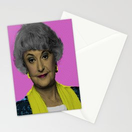 Bea Arthur: The Golden Girls Stationery Cards