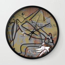 Matador 2 Wall Clock