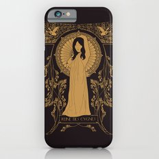 Reine des Cygnes (Gold) iPhone 6s Slim Case