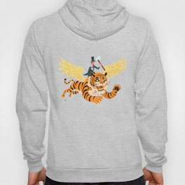 Abe Lincoln Flies a Tiger Hoody