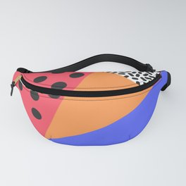 Modern triangle pattern Fanny Pack