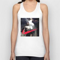 nike Tank Tops featuring victoria Nike men by CHESSOrdinary