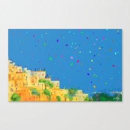 Kites of Dreams... Canvas Print