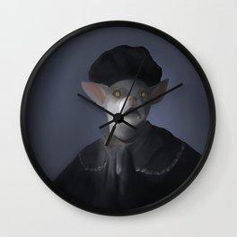 Paulie Rembrandt Wall Clock