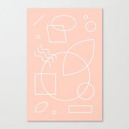 Discotropic Canvas Print