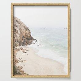 Malibu California Beach Serving Tray