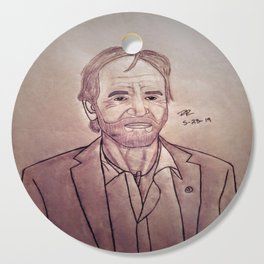 Tommy Chong by Double R Cutting Board