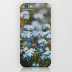 Forget-Me-Not Slim Case iPhone 6s