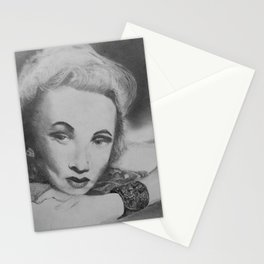 Marlene Dietrich Stationery Cards