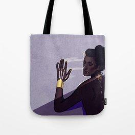 Paint Me a Flower Tote Bag